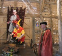 Medieval Merriment with a  performance of Beowulf (2)