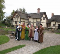 Medieval Merriment with a  performance of Beowulf (3)