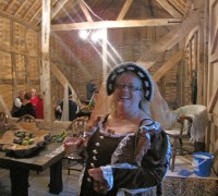 Medieval Merriment with a  performance of Beowulf (4)