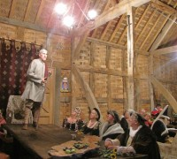 Medieval Merriment with a  performance of Beowulf (6)