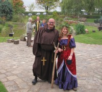 Medieval Merriment with a  performance of Beowulf (8)