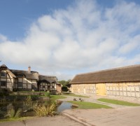 Parsons Hall Farm and Tithe Barn